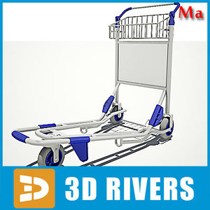 hand cart airport ma