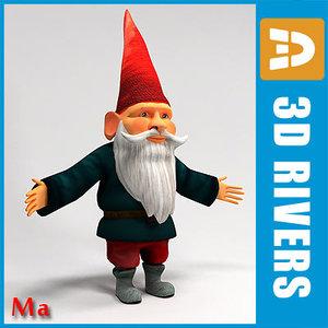 maya gnome fairy tale
