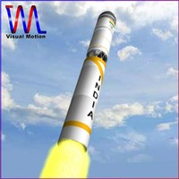 india ballistic missile 3d 3ds