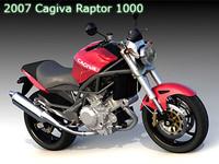 Cagiva Raptor 1000