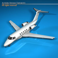 3d citation iii jets