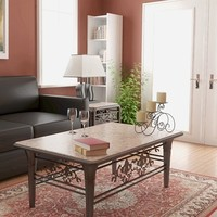 Coffee table and end table collection - Accurate and scale