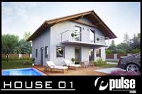 Family House 01