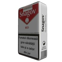 3d snagov cigar pack