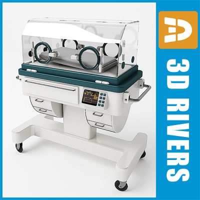 baby incubator 3d 3ds