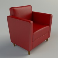 CLUB CHAIRS - Vray Materials -