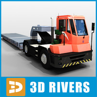Terminal Truck 02 by 3DRivers