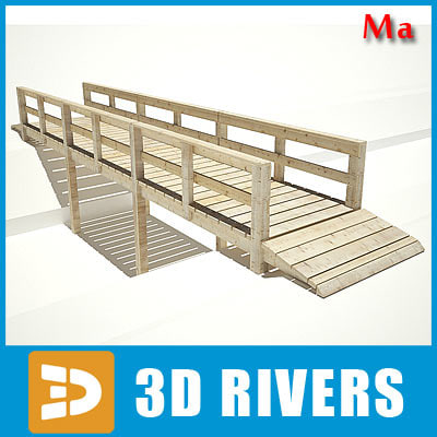 bridge 01 3d model