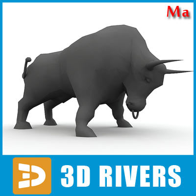 fbx symbol yellow bull