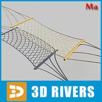 rope hammock fbx