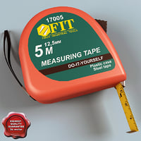 tape measure 3ds