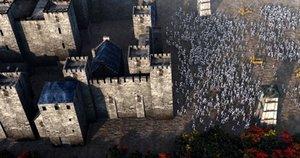 obj set medieval