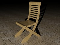 chair very high poly tex.max