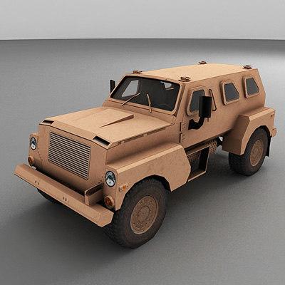 3d model cheetah