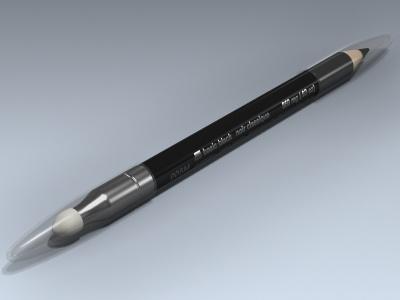 eye pencil 3d max