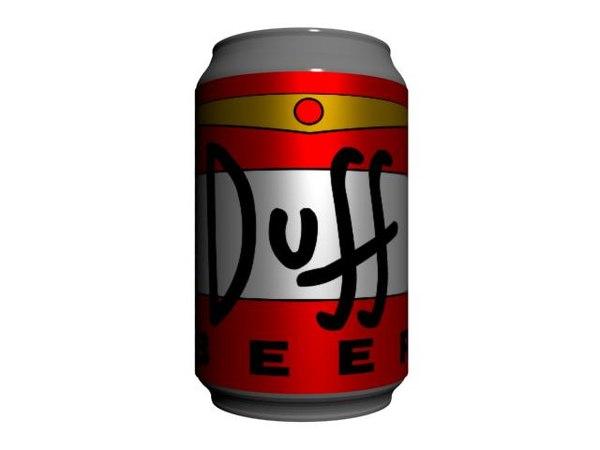 duff beer max