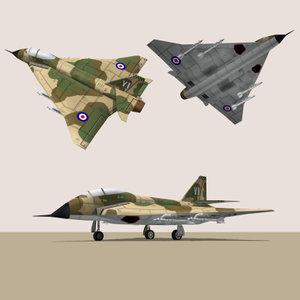 3d jet ja-2 javelin multi