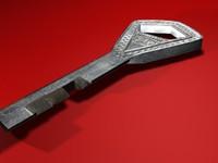 3ds max abloy metal key