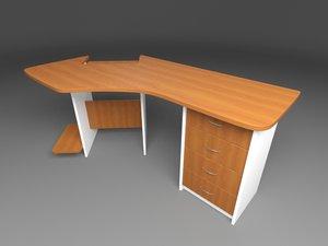 computer desk max