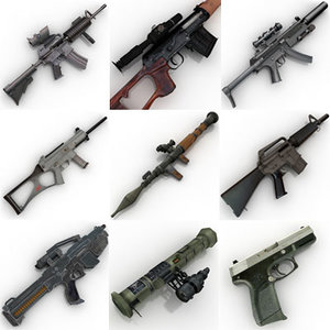 19 weapons max