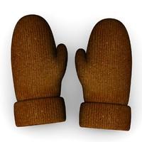 3d gloves winter