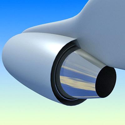 3d jet aircrafts