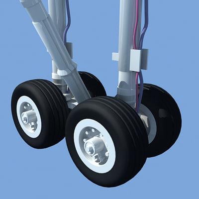 max aircraft wheels