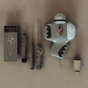 maya alien abduction tools