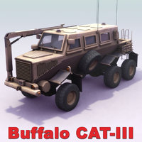 Buffalo MRAP US Army