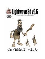 lightwave caveman v1
