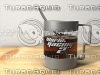 teacup logo 3d lwo