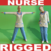 Nurse Rigged