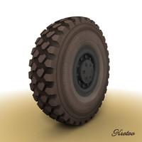 kamaz wheel 4wd ma