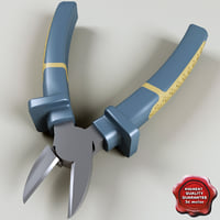 wire cutter c4d