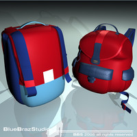 pack backpack dxf