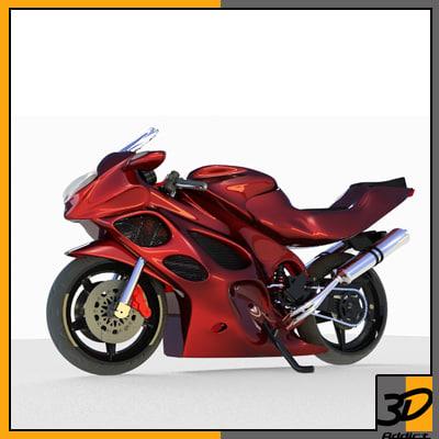 max concept sportbike bike