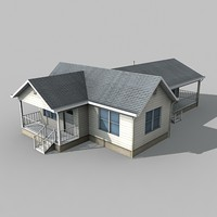 house architectural 3d 3ds