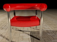 red ditzel chair.max
