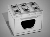 3d stove estufa