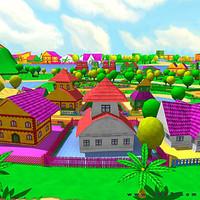 fantasy worlds construction kit 3d model