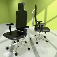 vitra headline office chair max
