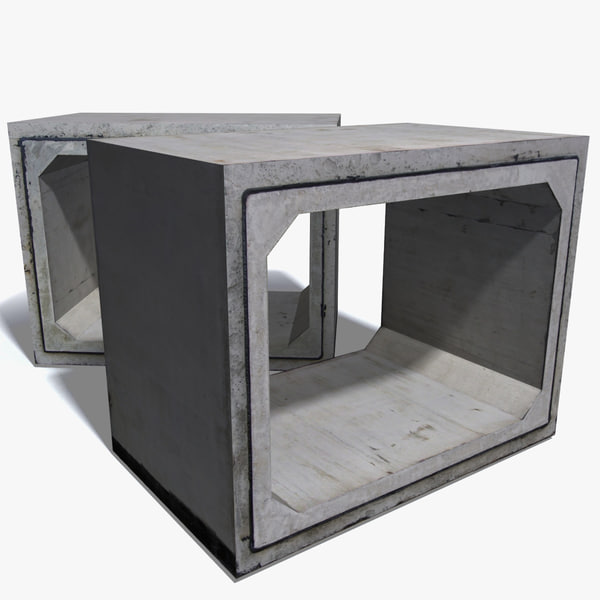 max concrete construction block