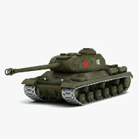 Iosif Stalin 2 tank