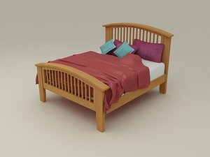 nimbus bed furnished double max