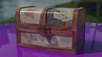 free jewelry box 3d model