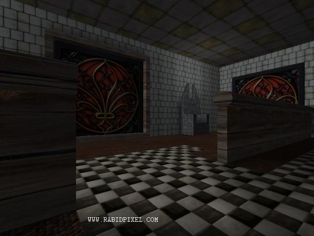 level jail b3d 3d model