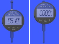3d digital indicator