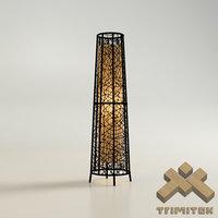 Exotic Mesh Lamp - Small