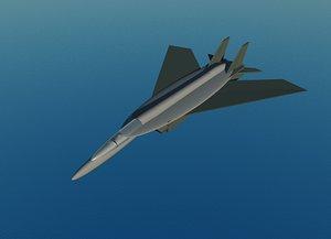 vue fighter jet