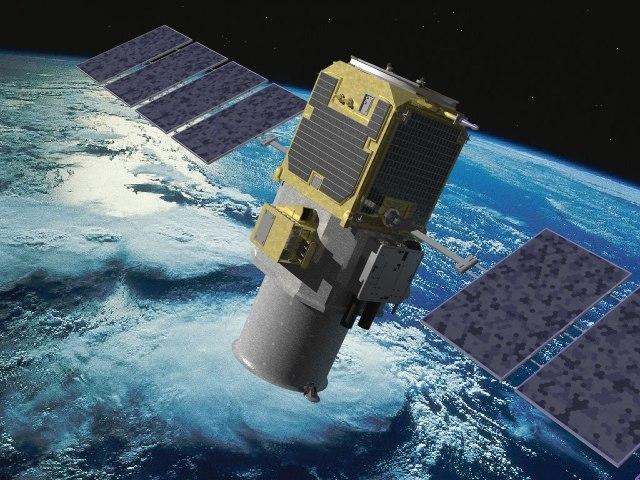 3d model calipso climate satellite